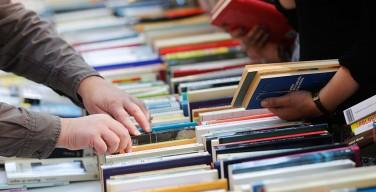 Россиянам раздадут списанные библиотечные книги. Основная цель масштабной акции — продлить книгам жизнь