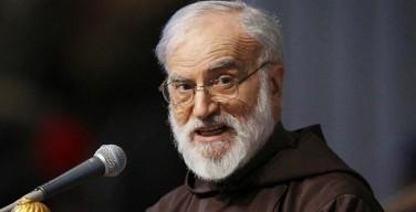 Папский проповедник об избрании темы великопостных проповедей