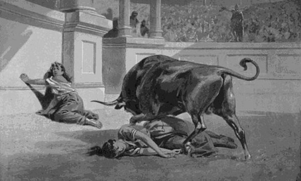 Мученичество Перпетуи и Фелицитаты