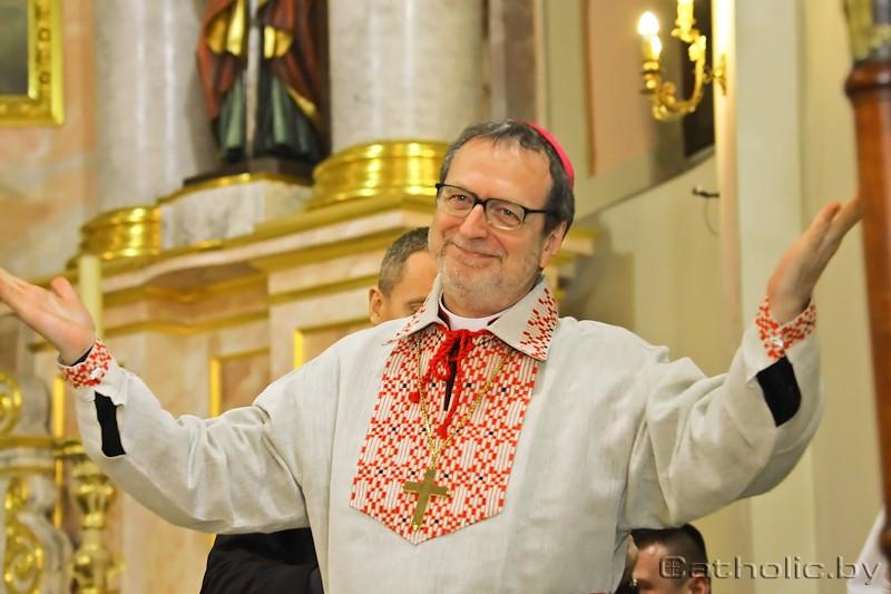 Представители Св. Престола награждены белорусским орденом Франциска Скорины