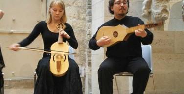 Музыкальные инструменты средневековой Европы впервые прозвучат в Успенском соборе Кремля