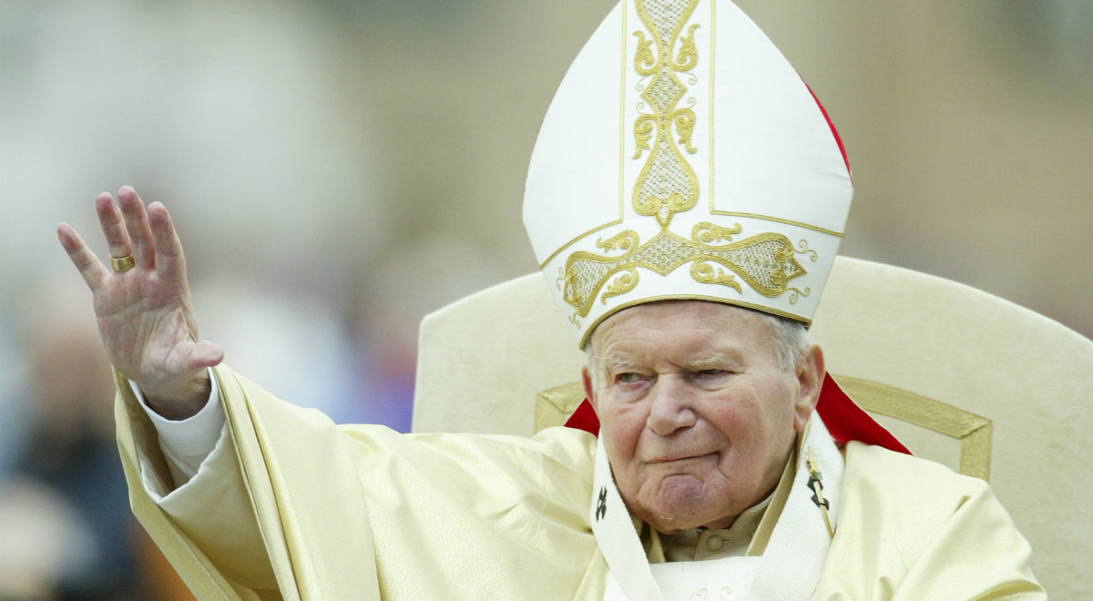 Двенадцать лет назад отошел к Небесному Отцу Папа Римский Иоанн Павел II
