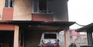 В Непале неизвестные подожгли католический кафедральный собор
