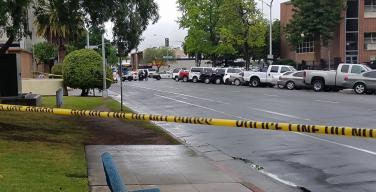 """В Калифорнии чернокожий исламист с криком """"Аллаху акбар"""" убил трех человек"""