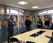 В культурном центре «Иниго» прошла выставка о соборе Саграда Фамилиа