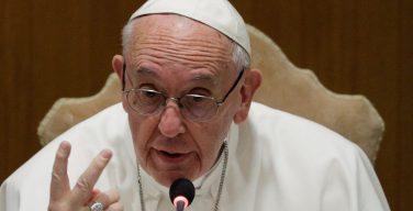 Папа — «Католическому действию»: будьте среди людей, открытыми и смелыми