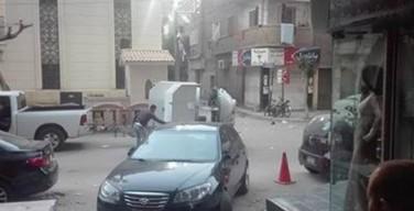 Египетские силы безопасности обезвредили бомбу, заложенную в христианской церкви