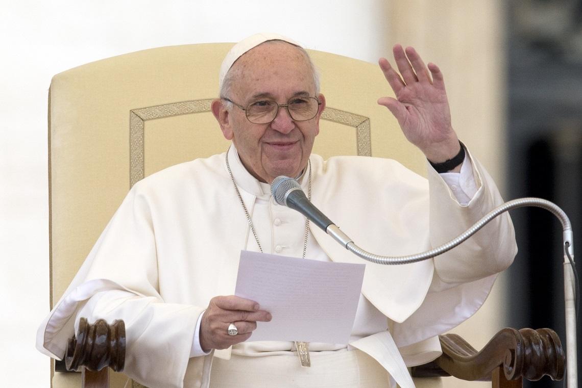 1500 дней понтификата Папы Франциска