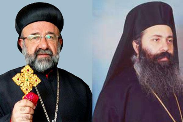 Исполнилось четыре года со дня похищения Алеппских митрополитов