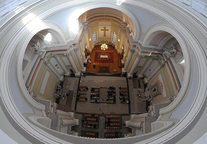 В Санкт-Петербурге начинается масштабный ремонт Базилики Святой Екатерины