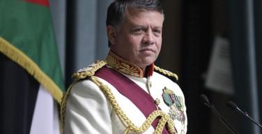 Король Иордании Абдалла поздравил христиан с Пасхой