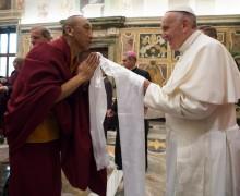 Святейший Престол призывает христиан и буддистов вместе идти путем ненасилия