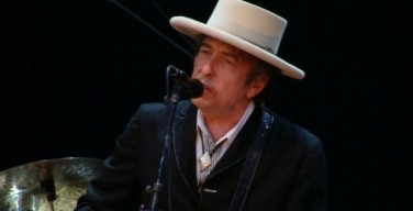 Боб Дилан все-таки получил Нобелевскую премию в Стокгольме