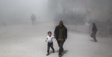 Химическая атака в Сирии: Папа взывает к совести политических лидеров