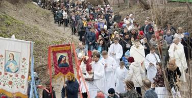 Пасха-2017 в приходах Преображенской епархии (ФОТО)