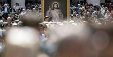 Regina Caeli 23 апреля, в праздник Божественного милосердия: главная миссия Церкви — прощать