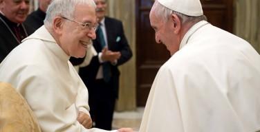 Папа: ещё недавно нельзя было и помыслить о совместном симпозиуме католиков и протестантов