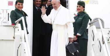 Папа Франциск начал Апостольский визит в Египет