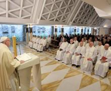 Папа: Святой Дух дарует нам свободу, нельзя идти на компромиссы