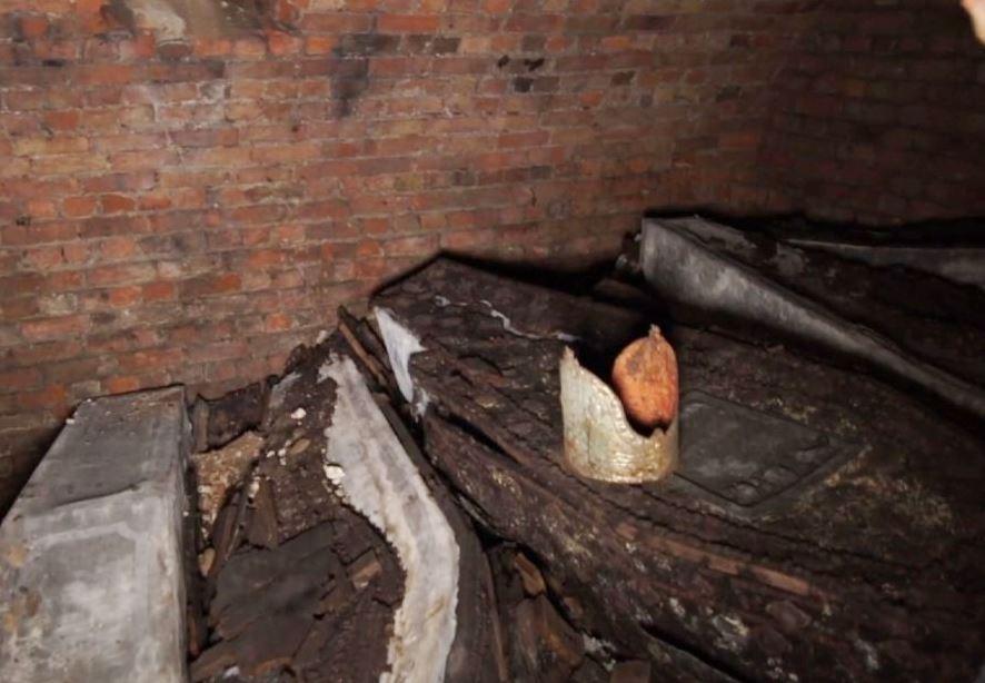 Склеп с останками Архиепископов Кентерберийских обнаружен в Лондонской церкви, превращенной в музей