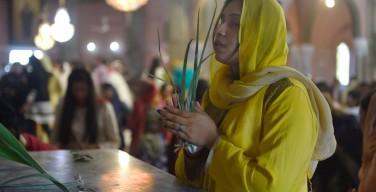 Пакистанские христиане и мусульмане вместе ради мира