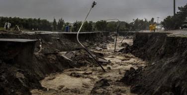 Папа выразил близость аргентинцам, пострадавшим от наводнения