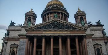 Колокол Исаакиевского собора ударит 13 раз в память о жертвах теракта