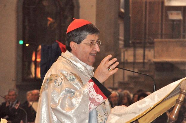 Кардинал Бетори — политикам: нельзя покоряться личным интересам