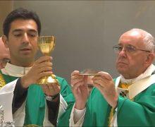 7 мая Папа Франциск рукоположит во священники семинариста из Петербурга