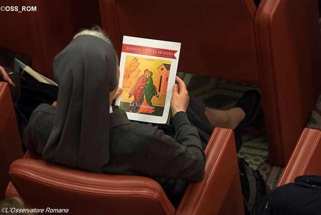 Женское одиночество на страницах «L'Osservatore Romano»