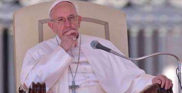 Папа Франциск вверил Божьему милосердию жертв теракта в Санкт-Петербурге