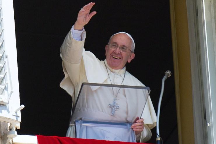 Слово Папы Франциска перед молитвой «Regina coeli» во 2-е воскресенье Пасхи (Божия Милосердия). 23 апреля 2017 г.