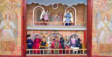 Белорусскую батлейку покажут на фестивале в Вифлееме