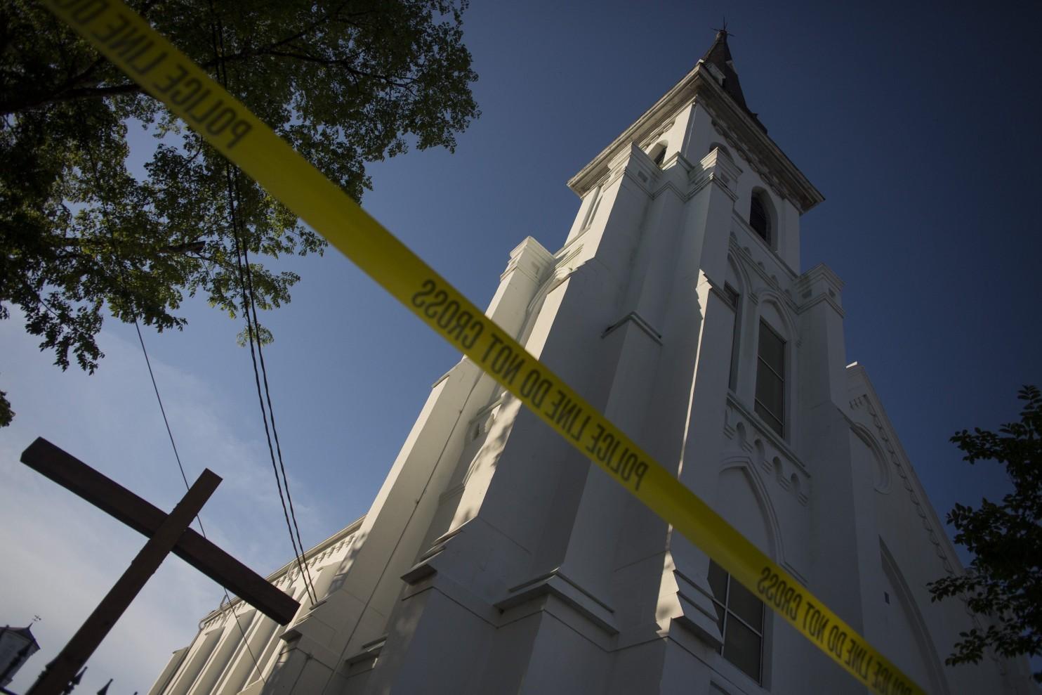 В США «церковного стрелка» Руфа приговорили к 9 пожизненным заключениям