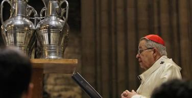 Парижский кардинал Вен-Труа не сможет служить на Пасху из-за болезни
