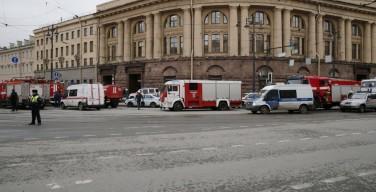 Число жертв теракта в метро Петербурга достигло 14 человек