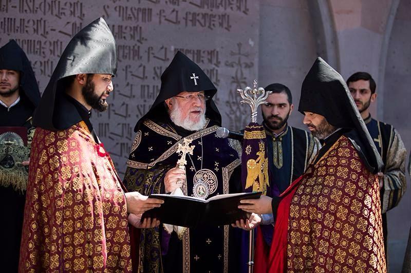 В Армении 6 апреля объявлено Днем памяти репрессированного духовенства