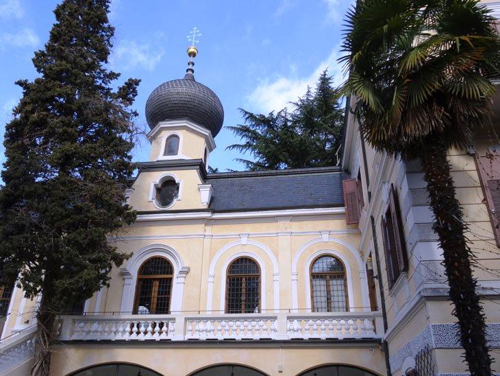 РПЦ передан один из ее старейших храмов в Италии