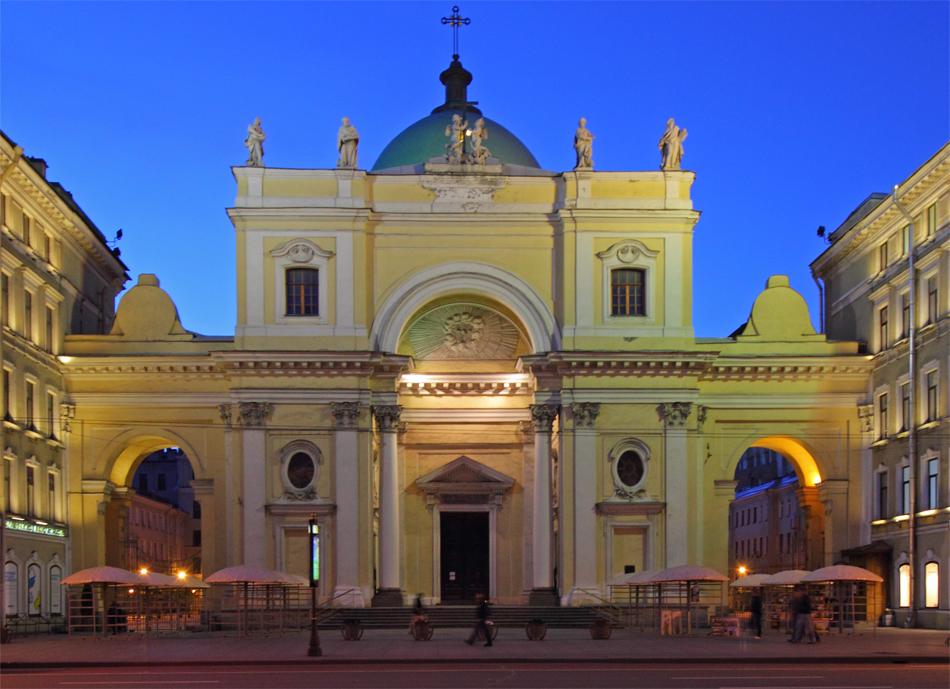 В главном католическом храме Петербурга прозвучат «Страсти по Иоанну» И.С. Баха