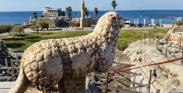 В Израиле планируют восстановить город библейского царя Ирода