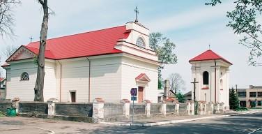 Хулиганы осквернили на Пасху католическую часовню на западе Белоруссии