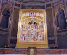 Папа Франциск возглавил Мессу в память о новомучениках XX-XXI веков
