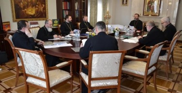 Впервые в истории восстановленной УГКЦ начал свою работу Синод епископов Киево-Галицкой Митрополии