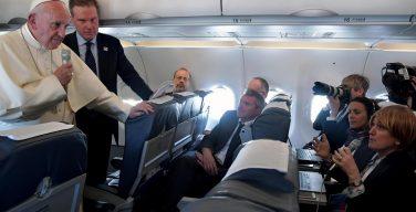Пресс-конференция Папы Франциска на борту самолета: Трамп, Братство Святого Пия Х, Меджугорье, злоупотребление малолетними