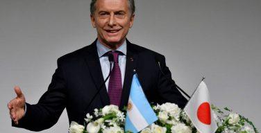 Папа поздравил президента Аргентины с национальным праздником