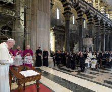 Папа: пастырь призван быть среди людей