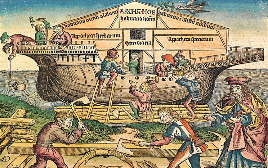 В Армении построят копию Ноева ковчега