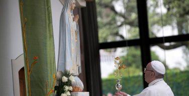 Апостольский визит в Фатиму: «путешествие молитвы и встречи с Господом»