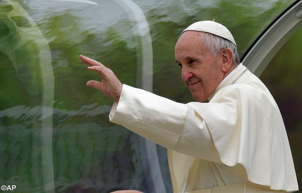 Папа – участникам конференции по космологии: не бояться истины