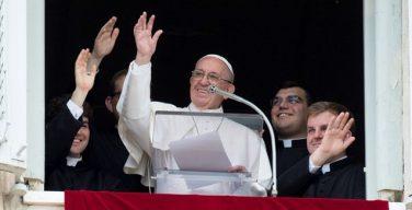 Слово Папы Франциска перед молитвой «Regina Coeli» в воскресенье Доброго Пастыря. 7 мая 2017 г.